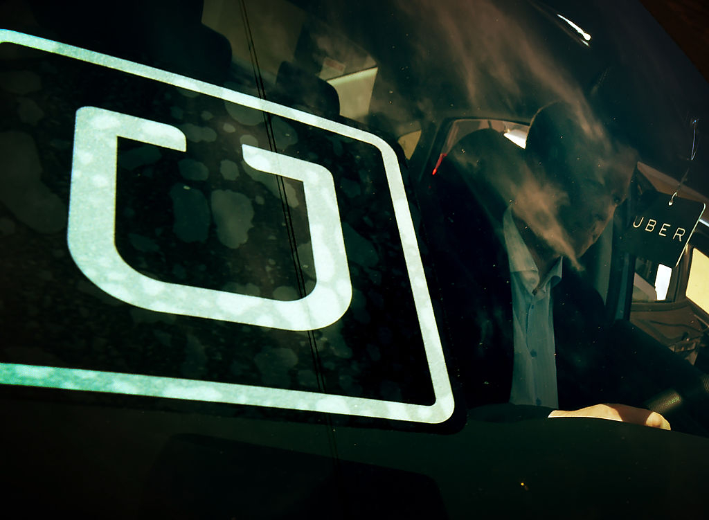 conductor sin auto uber