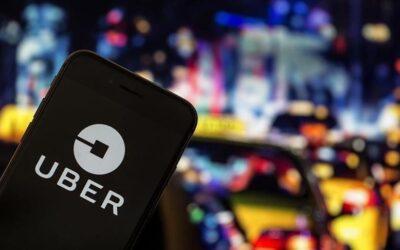 ¿La Aplicación Uber Conductor como debo usarla?
