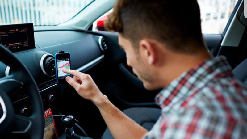 ¿Cómo debo usar la aplicación Uber conductor?