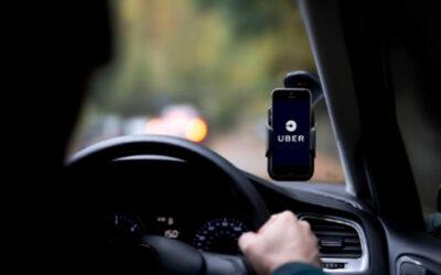 Conductor de Uber de la Ciudad de México o del Estado de México