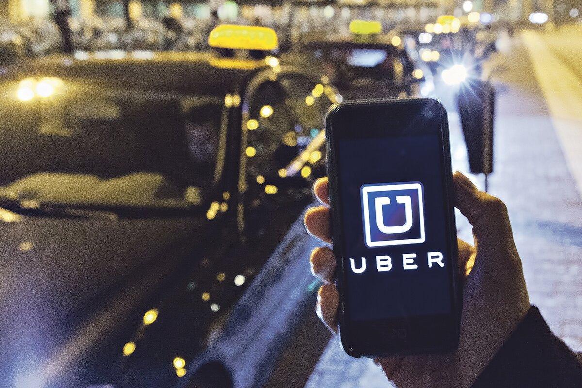 Aplicación Uber descárgala y aprende como usarla