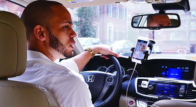 Qué significa Trabajar para Uber