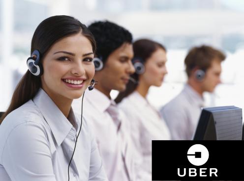 Uber servicio al cliente en la Cdmx y en el Edomex