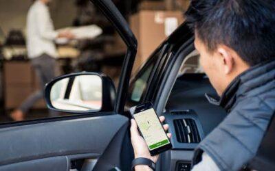 Trabajo de Chofer Uber en la Ciudad de México y el Estado de México