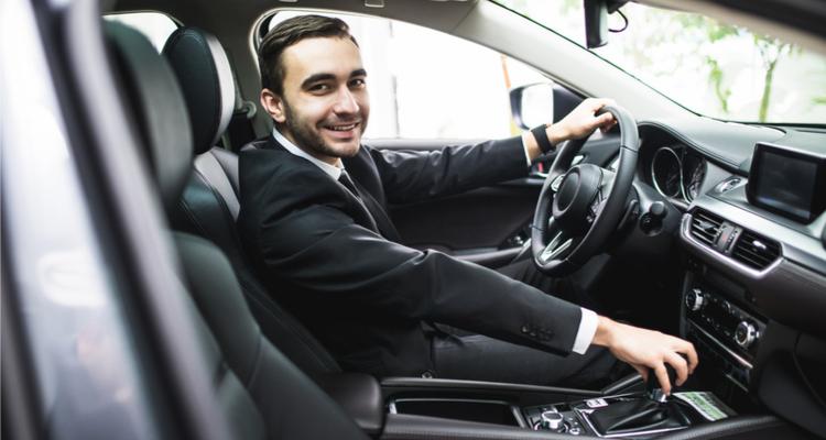 Trabajar con Uber